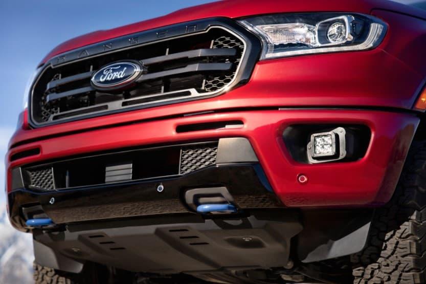 ford small trucks