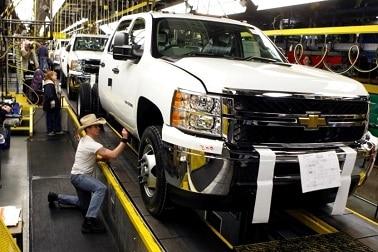 Where Are Chevy Trucks Made? [Silverado and Colorado]