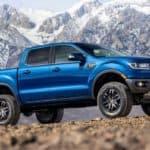 Small Ford Trucks - Ranger and Maverick Pickup Models