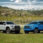 Toyota Truck Models - Tacoma and Tundra [12 Types]