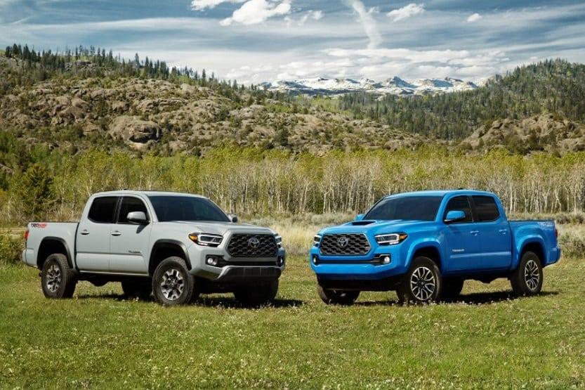 toyota truck models