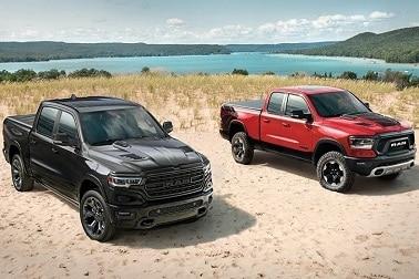 Dodge Truck Models – 5 Types – Full List of Pickup Trucks