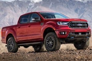 Read more about the article How Much Does a Ford Ranger Weigh? [Ford Ranger Weight Specs]