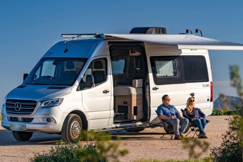 what is a class b motorhome