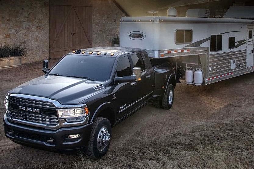 dodge pickup truck models