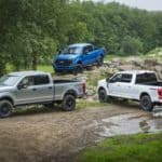 Ford Truck Models - All the Different Types [Full List]