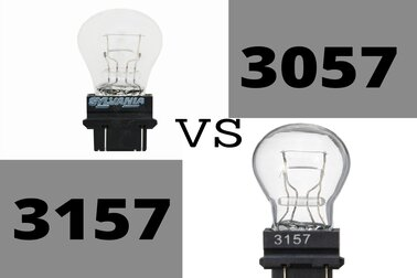 3057 vs 3157 [Difference Between 3057 and 3157 Bulbs]