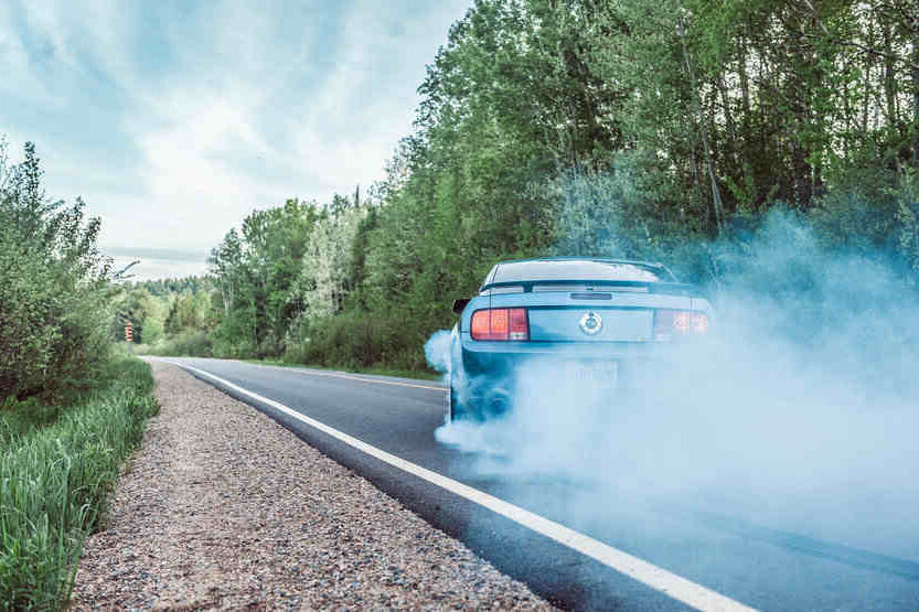 car smoke test