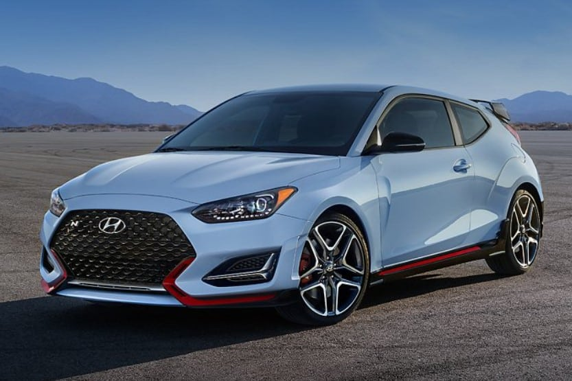 different types of hyundai cars