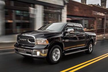 Dodge Ram Weight – 1500, 2500, 3500 Curb Weight