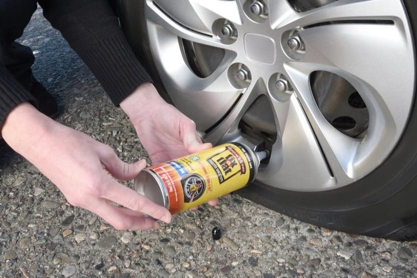 How Long Can You Drive on a Tire with Fix-a-Flat? • Road Sumo