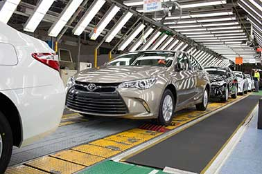 Read more about the article Types of Toyota Cars – 14 Toyota Car Models [Full List]