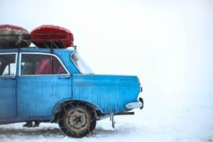 Read more about the article How Fast Can You Drive with Snow Chains?