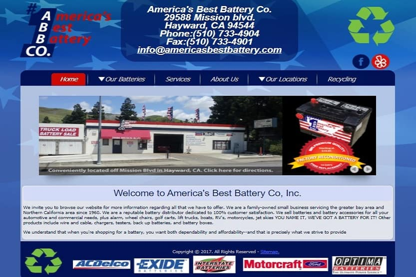 best places to purchase a car battery