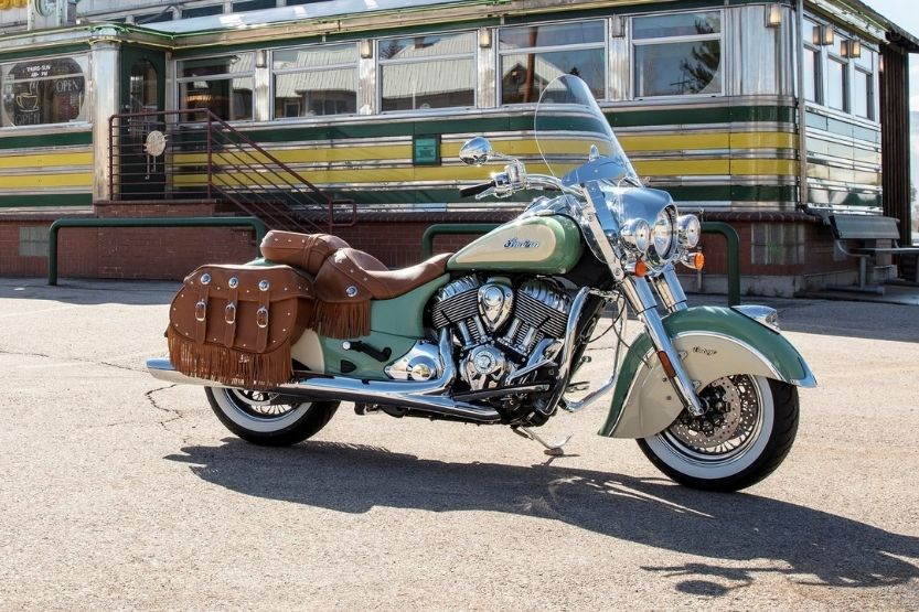Indian Chief Vintage Review and Specs