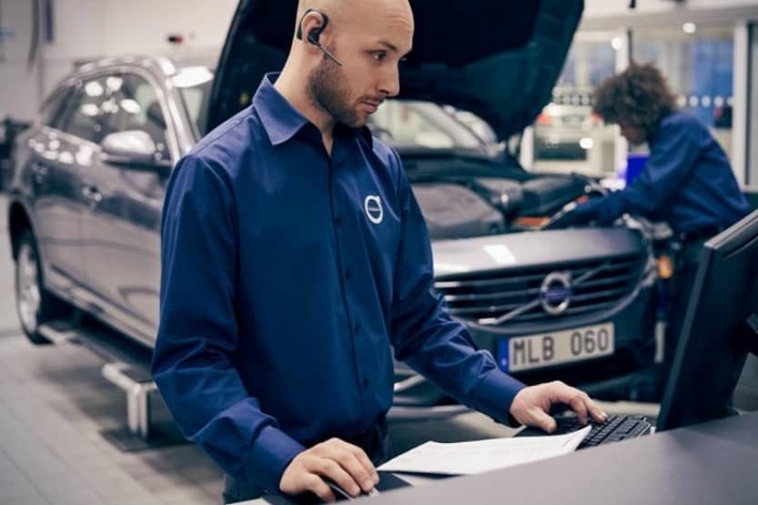 maintenance cost of volvo cars