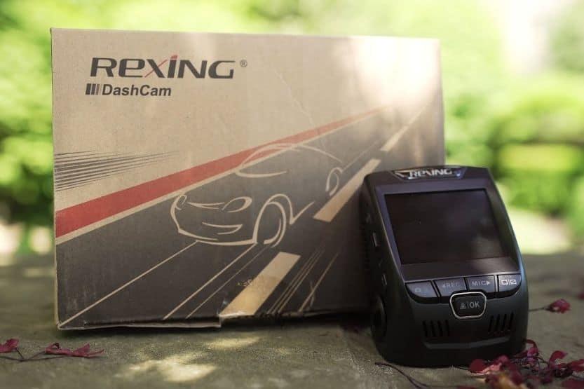 Rexing V1 reviews