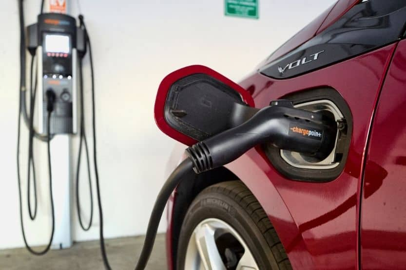 how much does it cost to charge a Chevy Volt