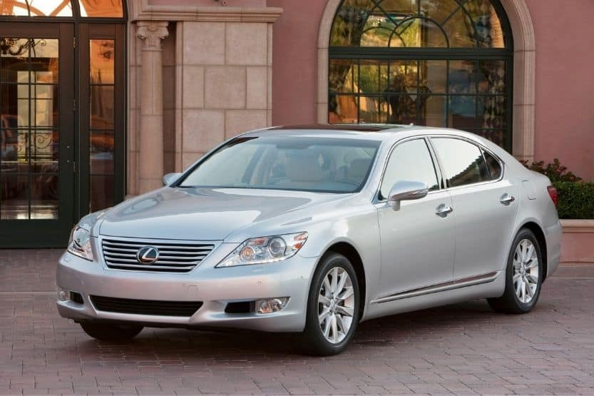 Is It Worth Buying a Used Lexus or Other Luxury Car?