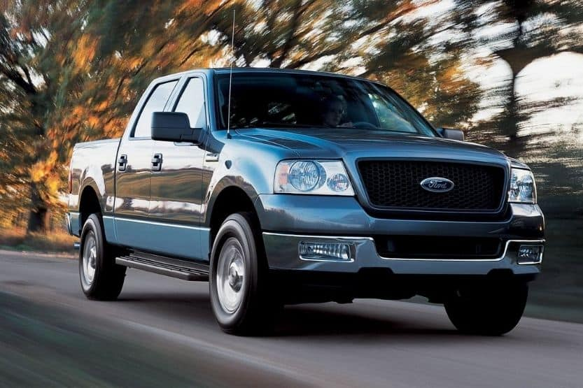 Ford F-150 years to avoid