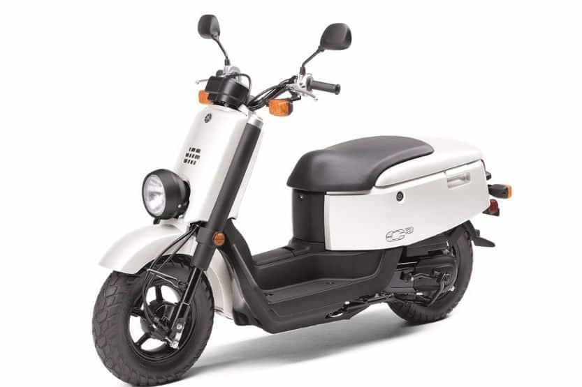 Yamaha C3 scooter specs