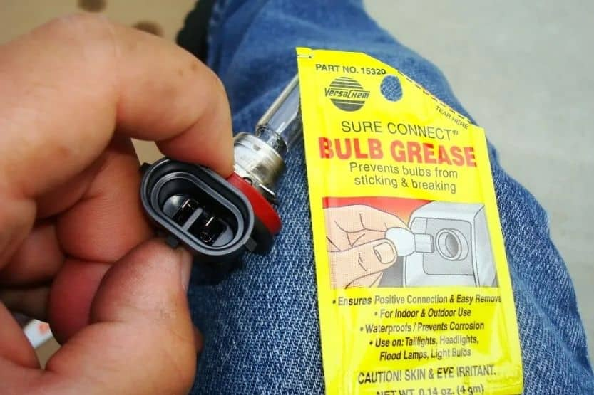 Bulb Grease – What Is It and How to Apply It?