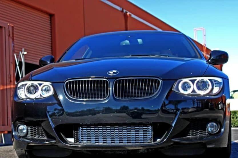 BMW 135i specs