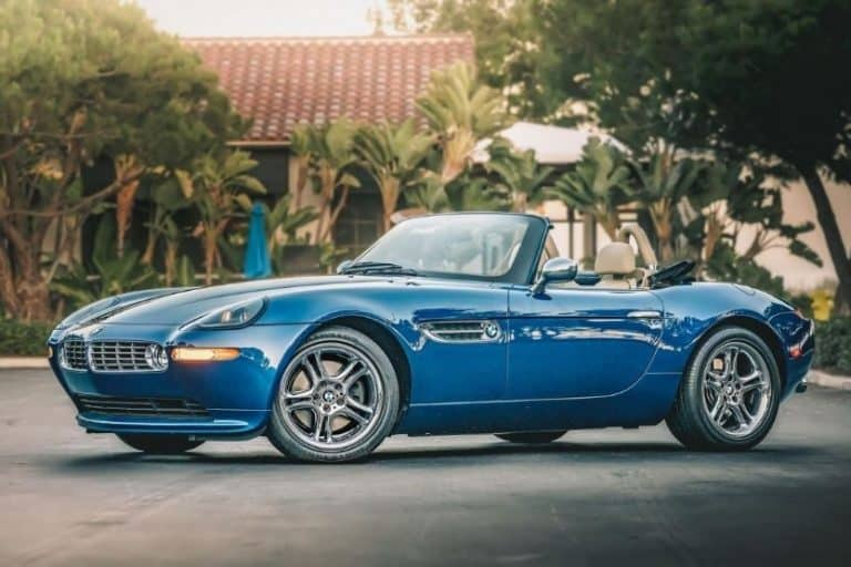 BMW Z8 Specs and Review