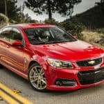 Chevrolet SS Specs and Review