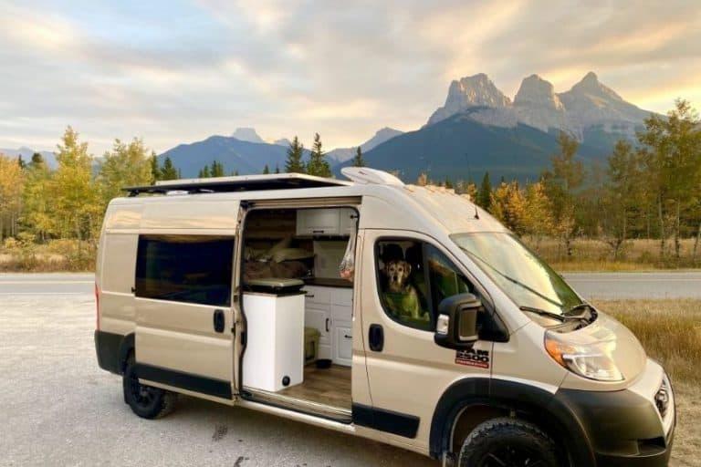 Dodge Camper Van Specs and Review