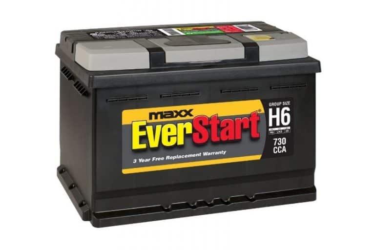 EverStart Battery Review [Maxx and ValuePower Battery Reviews]