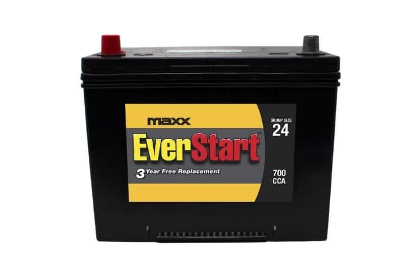 everstart maxx battery review