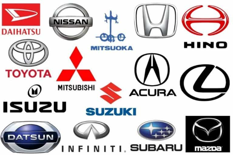 Japanese Car Manufacturers [List of Top 11]