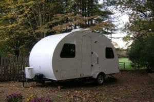 Read more about the article R-Pod Review and Specs [Compact, Luxury Travel Trailer]