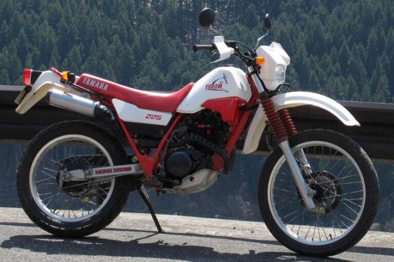 Read more about the article Yamaha XT225 Specs and Review