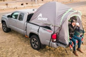 Read more about the article 8 Best Truck Bed Tents for Your Pickup