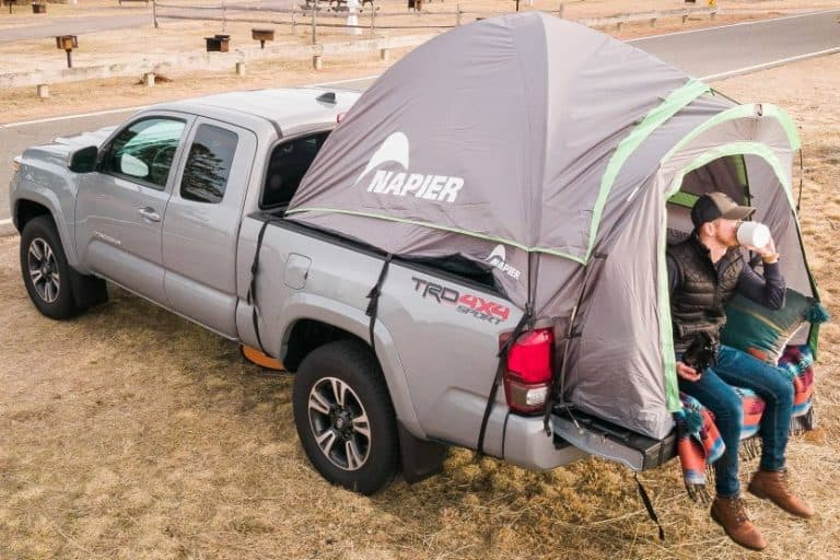 8 Best Truck Bed Tents for Your Pickup