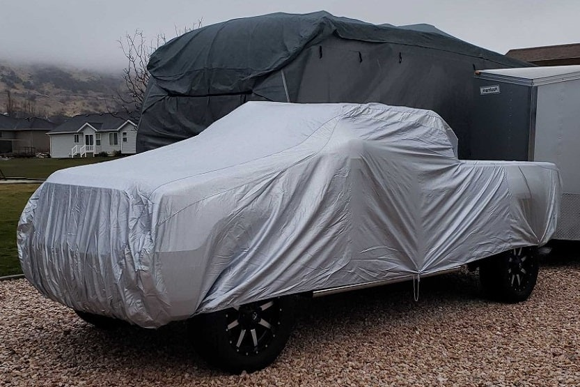 10 Best Truck Covers [Truck Cover Review]