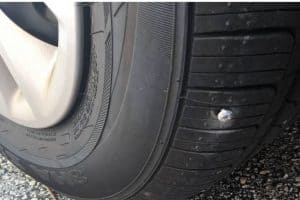 Screw in Tire (Leak or No Leak) – What to Do?