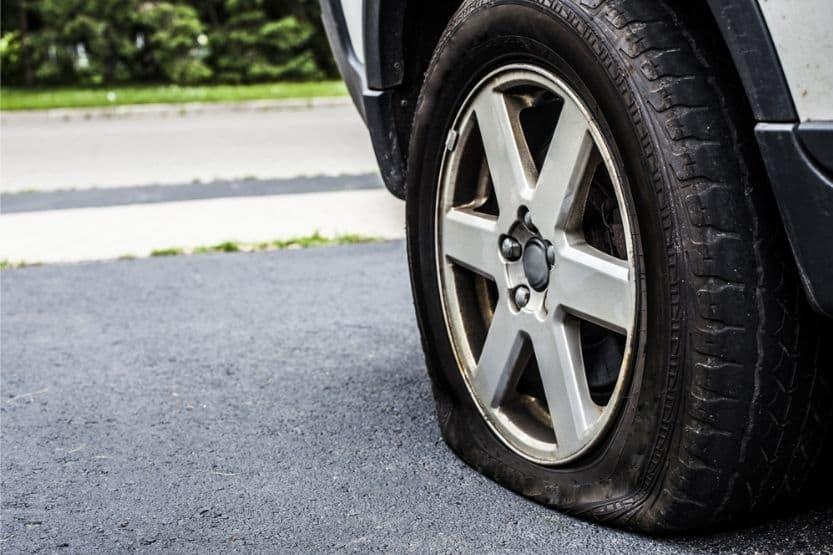 tire screw