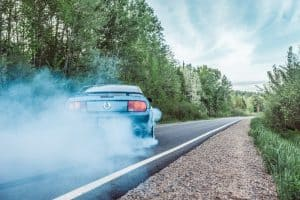 White Smoke Coming From Exhaust [Startup, Idle, or Accelerating]
