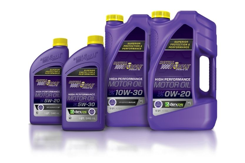 Royal Purple vs Mobil 1 – Which is Better?
