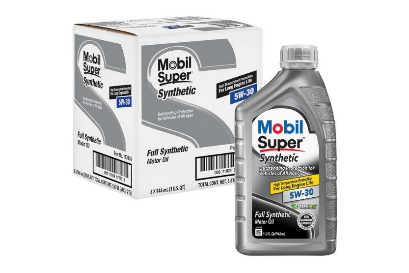 differences between Amsoil and Mobil 1