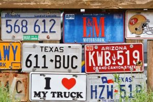 License Plate Size – What Are the Standard Dimensions?