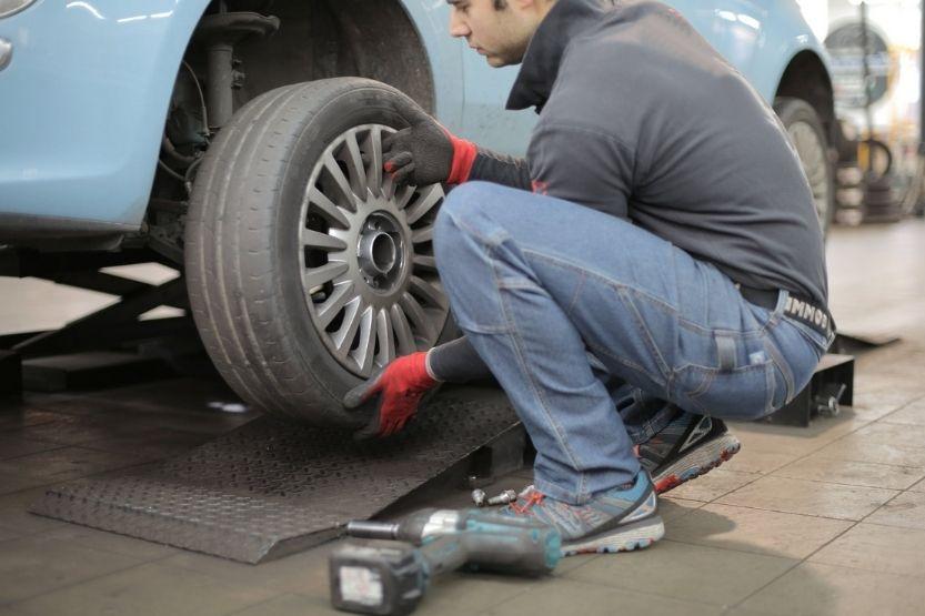 nail in tire repair