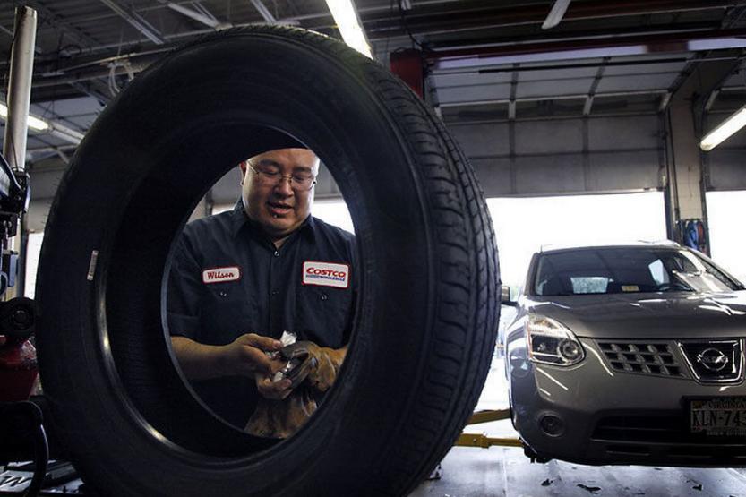Costco Tire warranty