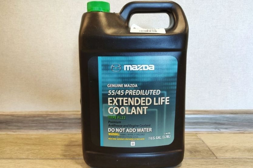 Mazda FL22 Coolant