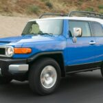 Toyota FJ Cruiser Towing Capacity [How Much Weight Can It Tow?]