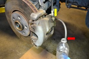Read more about the article Gravity Bleed Brakes [Explained and How to Gravity Bleed Brakes Alone?]