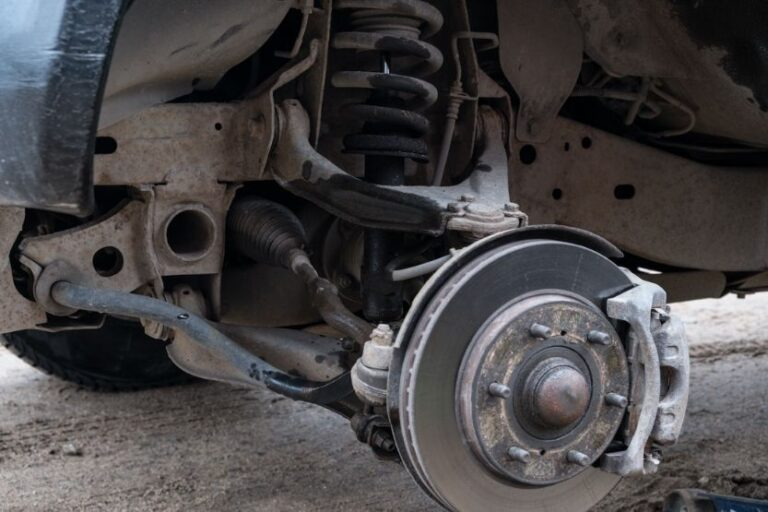How Long Does It Take to Replace Front Struts?